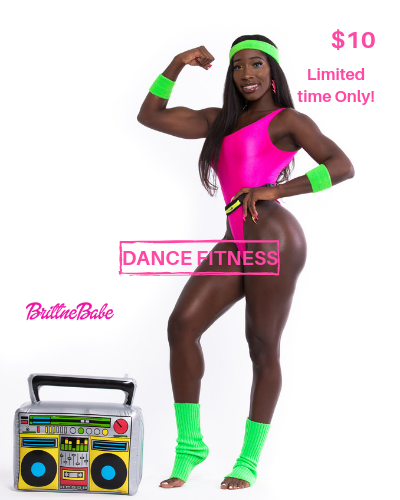 dance fitness cover