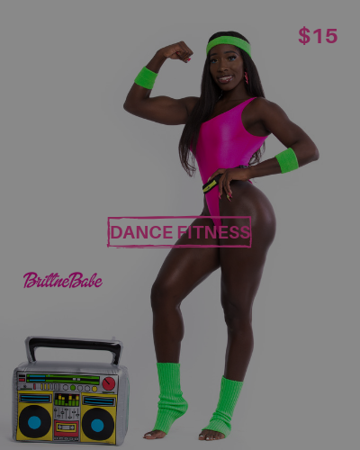 new dance fitness cover